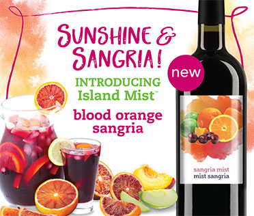 IIsland Mist Blood Orange Sangria