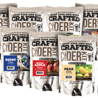 Crafted Cider Kits