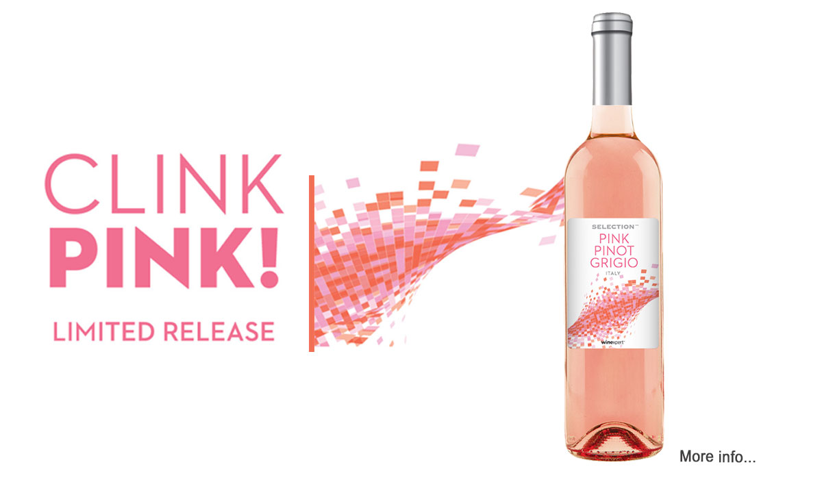 Selection Pink Pinot Grigio Limited Release