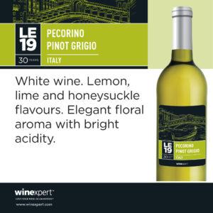 LE19 Pecorino Pinot Grigio