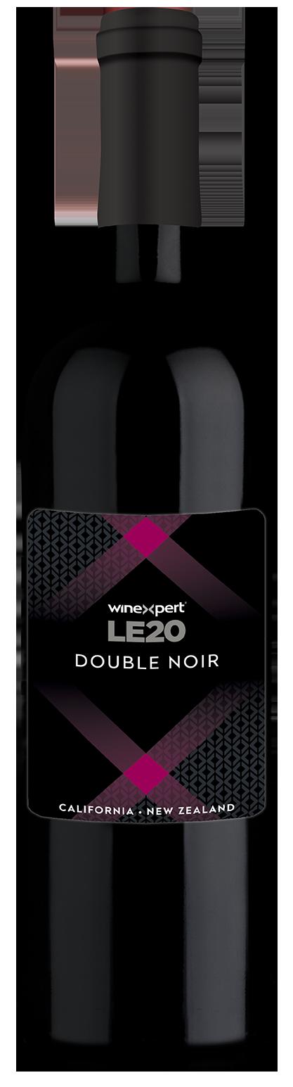 LE20 Double Noir